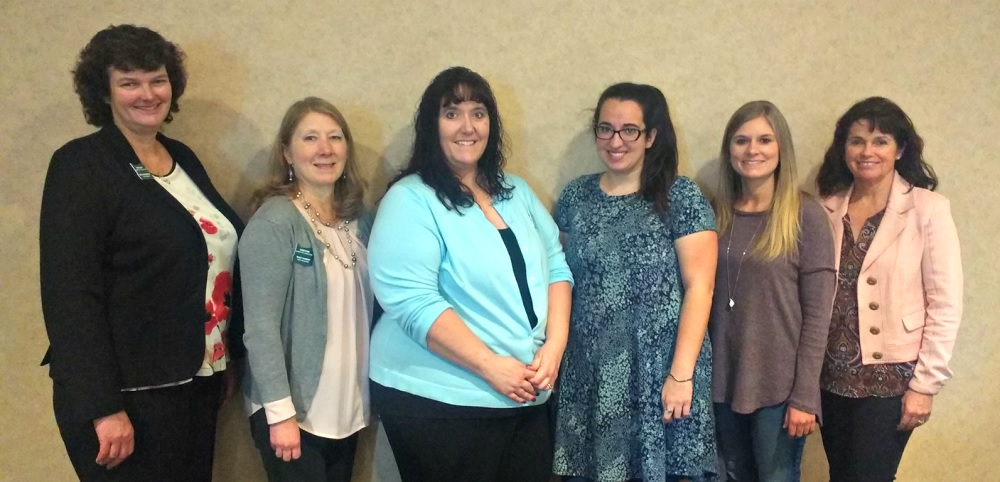 Oregon Women for Agriculture officers 2018